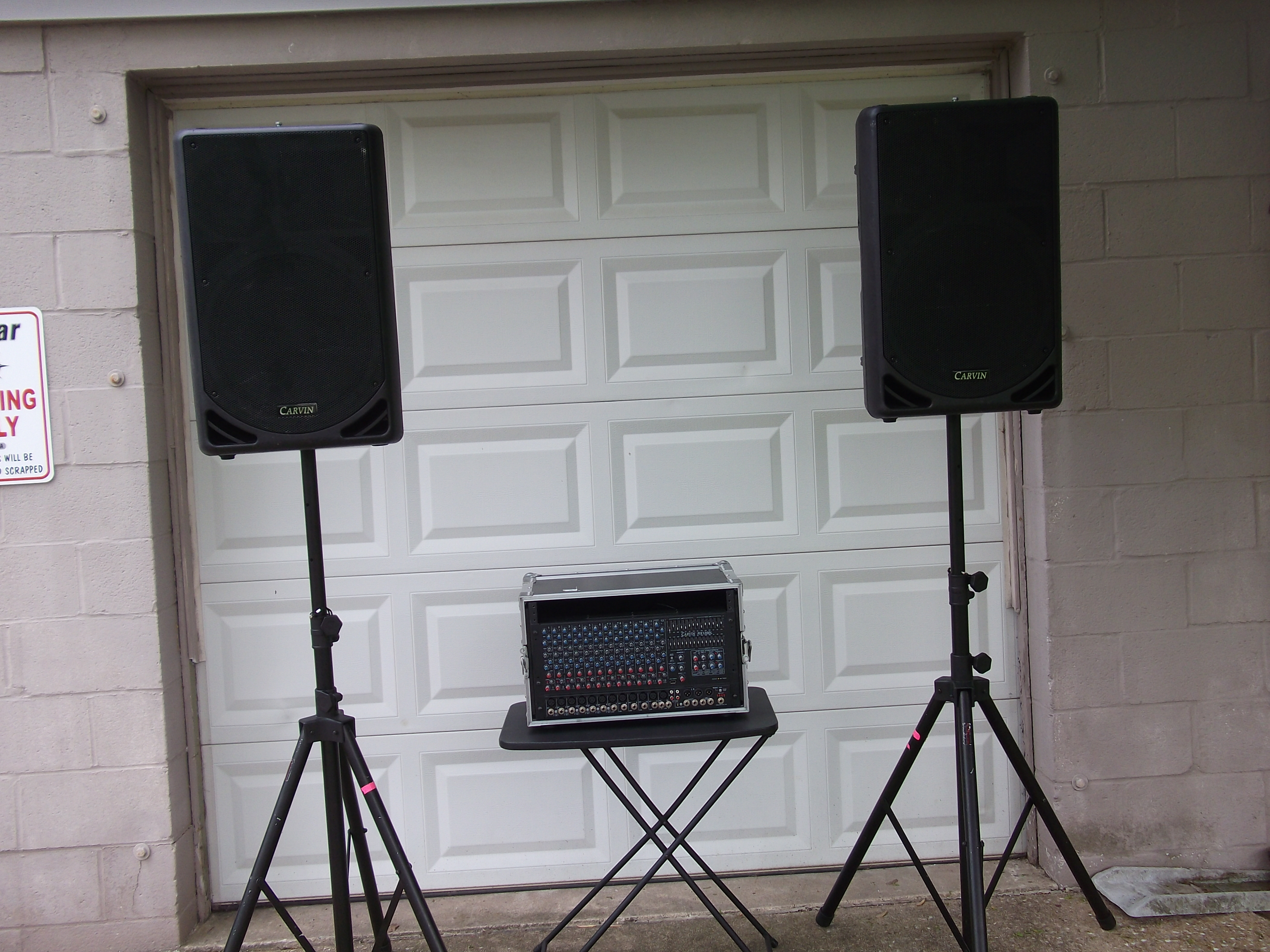 Pre Packaged Sound Systems 4th Street Sound Rental When You Care