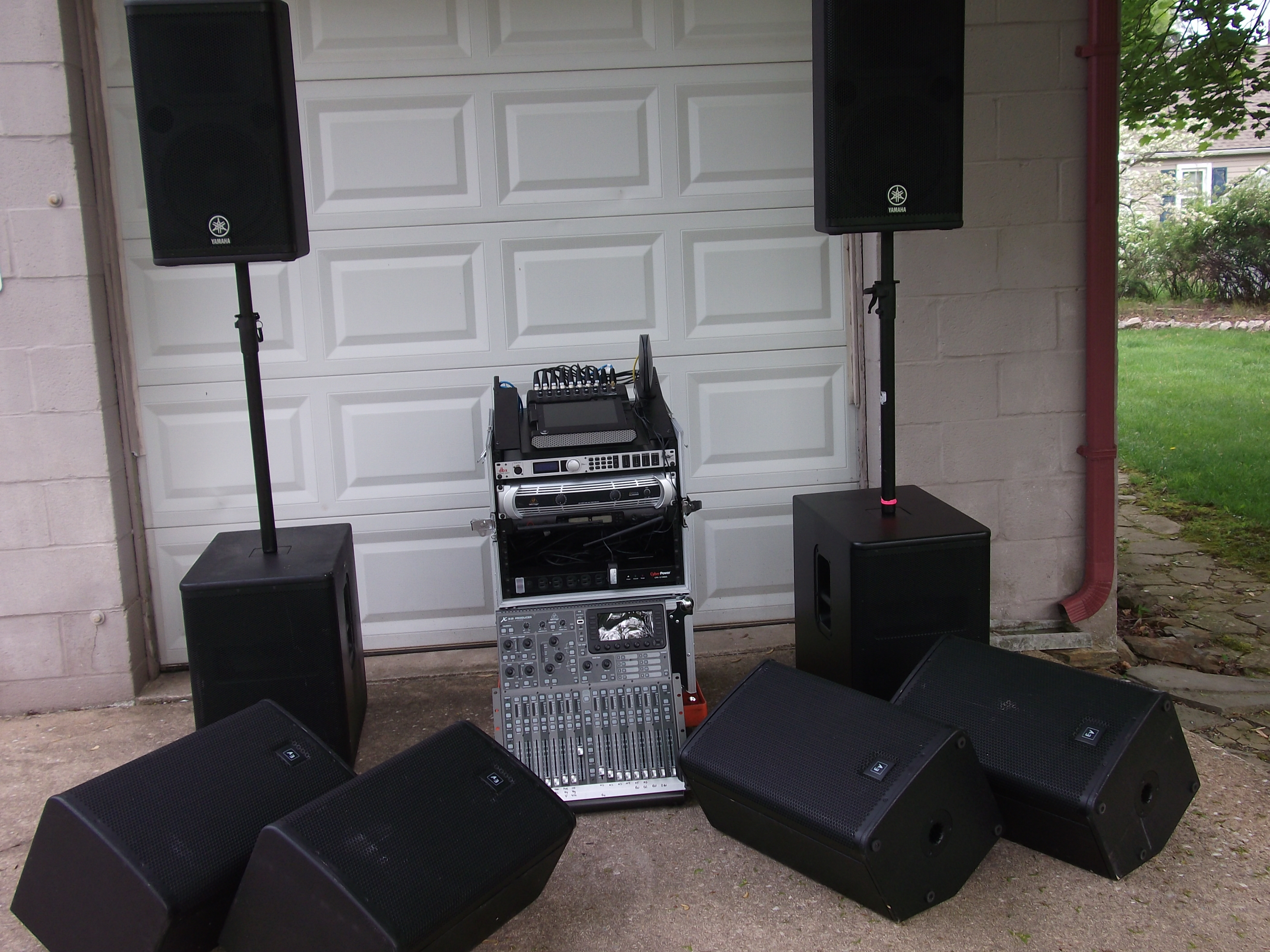Pre Packaged Sound Systems 4th Street Sound Rental When